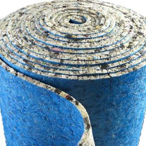 12mm Thick Pu Foam Luxury Carpet Underlay Roll Discount Carpet Tiles Ltd