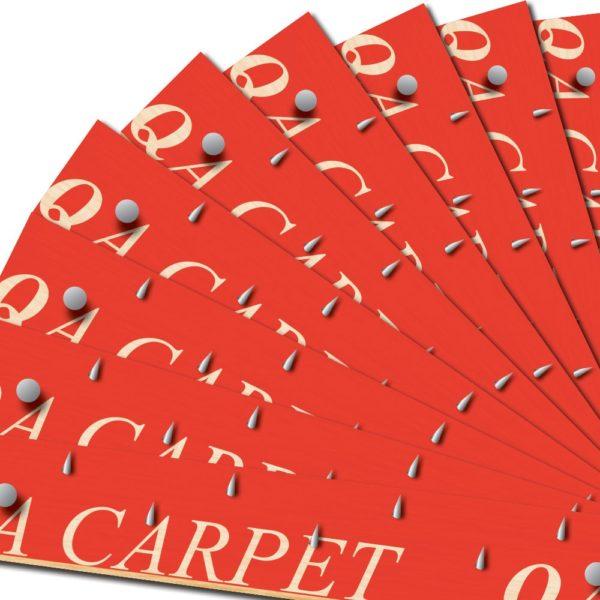 box carpet grippers